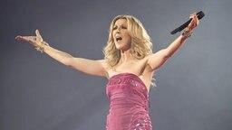 Celine Dion am 20. Juni live in Hamburg (Foto: NDR / Rolf Klatt) ©  Rolf Klatt Foto:  Rolf Klatt