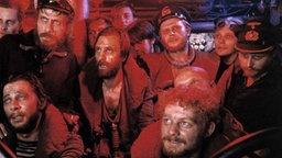 "Filmszene mit Herbert Grönemeyer in ""Das Boot"" 1981. © KPA"