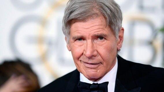 Harrison Ford © dpa-Bildfunk © dpa-Bildfunk