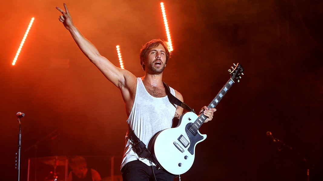 Max Giesinger in Lübeck | NDR 2 Events