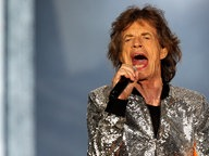 Open Air der Rolling Stones im Hamburger Stadtpark am 9. September 2017: Mick Jagger am Mikrofon © NDR Foto: Mirko Hannemann