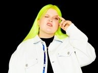 Die finnische Sängerin Alma.  Foto: Alexandra Gavillet