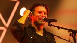 Johannes Oerding beim Soundcheck-Festival 2019 in Göttingen © Axel Herzig