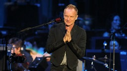 Sting am 19.10.2010 live in der O2 World in Hamburg © Public Address Foto: Kirsten Borchard