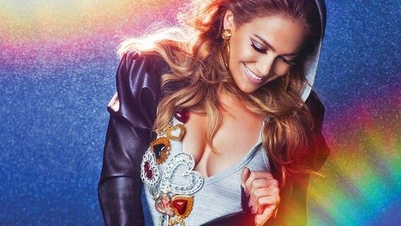 Die Sängerin Jennifer Lopez © Warwick Saint