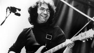 Grateful Dead-Sänger Jerry Garcia © picture-alliance / KPA/TopFoto