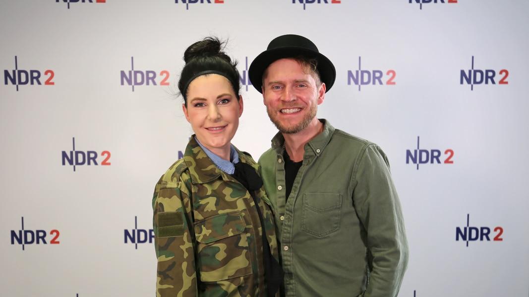 Der NDR 2 Promi-Hit-Mix