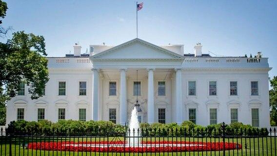 Das Weiße Haus in Washington, USA. © dpa Picture Alliance Foto: Patrick van Katwijk