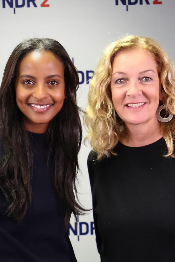 Modepüppchen reichte ihr nicht - Ex-Topmodel Sara Nuru hilft äthiopischen Frauen