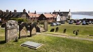 Das Grab Anne Brontes in Scarborough, North Yorkshire. © imago Foto: Robert Harding
