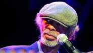 Gil Scott-Heron © picture alliance / Jazz Archiv Foto: Isabel Schiffler