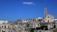 Die Stadtansicht von Matera © picture alliance / Photoshot