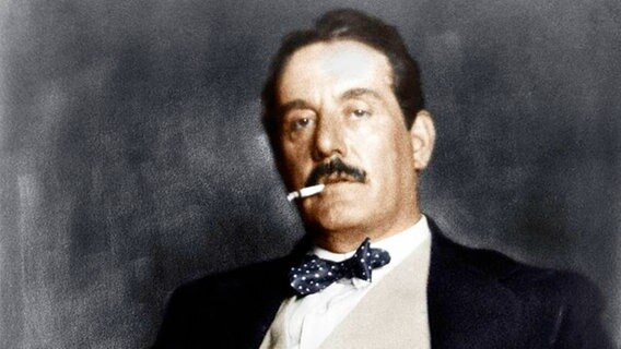 Giacomo Puccini © picture alliance / akg-images Foto: akg-images
