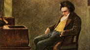 Ludwig van Beethoven © picture alliance/Heritage-Images Foto: The Print Collector/Heritage Image