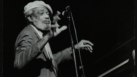 Slim Gaillard, Musiker © picture alliance / Heritage Images | National Jazz Archive