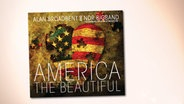 Alan Broadbent und NDR Bigband America the beautiful (CD-Cover) © James Matthies Records