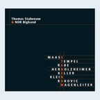 "CD-Cover: Thomas Stabenow & der NDR Bigband - ""Bassic Sound"" © Jazzrecords"