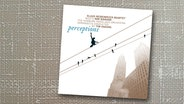 "CD-Cover: Klaus Heidenreich Quartett & der NDR Bigband - ""Perceptions"" © Unit Records"