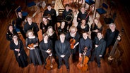 Ensemblebild: Dunedin Consort © David Barbour