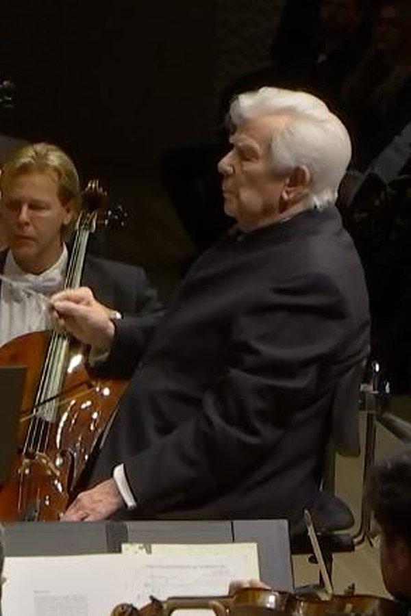 Dohnányi dirigiert Ligeti Tschaikowsky