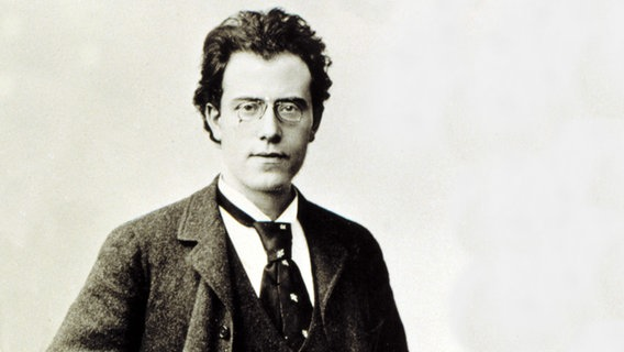 Foto-Porträt des Komponisten Gustav Mahler aus dem Jahr 1898. © picture alliance / Everett Collection | CSU Archives/Everett Collection
