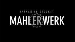 """Logo """"Mah/ler/werk"""": Eine Auftragskomposition von Nathaniel Stookey für den NDR © NDR"""