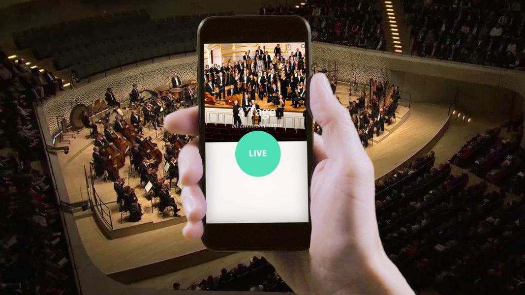 Konzerte App