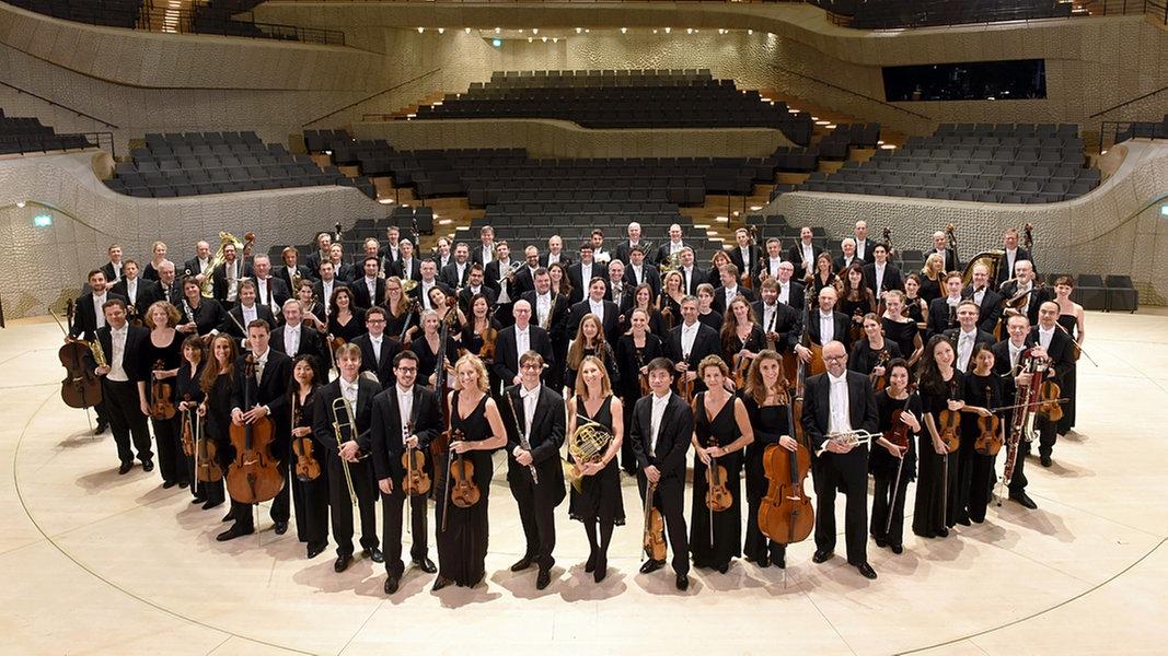 Ndr Elbphilharmonie Orchester Ndrde Orchester Und Chor Ndr