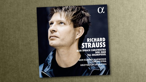 CD-Cover: Richard Strauss
