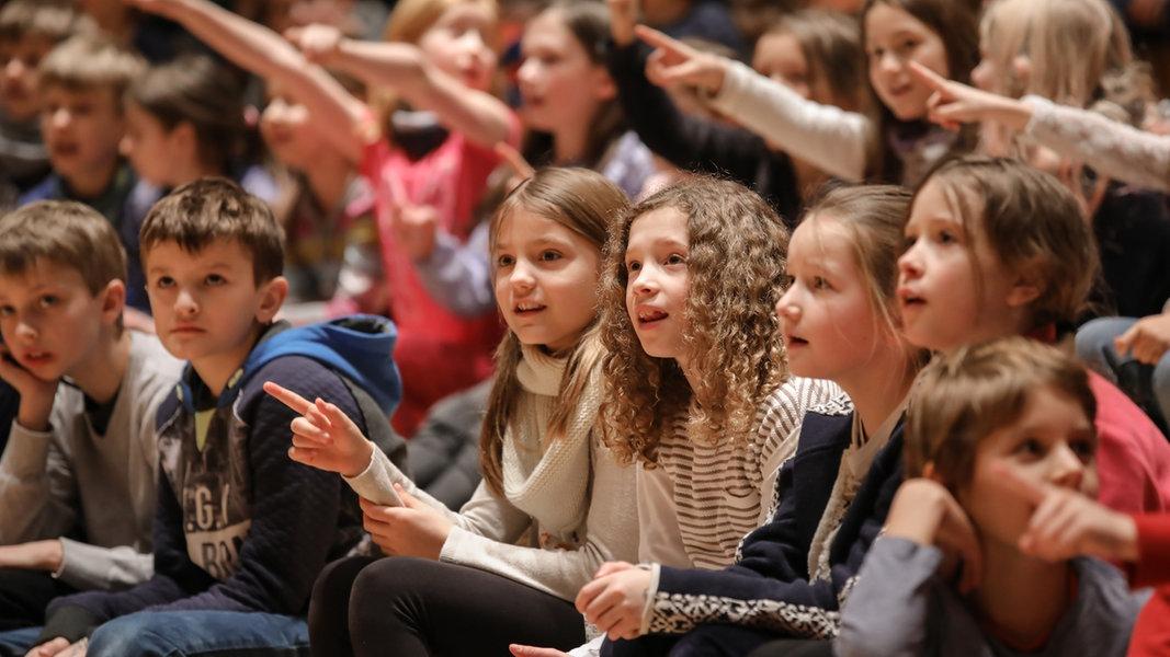 Das Quot H 228 Ndel Experiment Quot In Hamburg Ndr De Orchester