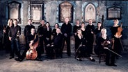 Ensemblebild: Gabrieli Consort & Players © Andy Staples