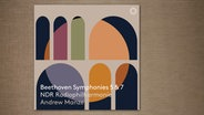 "CD-Cover ""Beethoven Symphonies 5 & 7"" © Studio Hamburg"