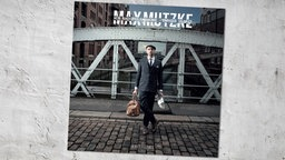"CD-Cover: Max Mutzke & NDR Radiophilharmonie ""Experience"" © Sony Music Entertainment Germany GmbH"