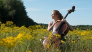 Die Cellistin Harriet Krijgh. © Nancy Horowitz Foto: Nancy Horowitz