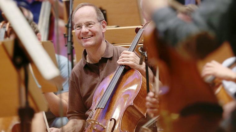 Sebastian Maas, Violoncello © NDR / Micha Neugebauer Foto: Micha Neugebauer
