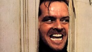 "Filmszene aus ""The Shining"" mit Jack Nicholson © United Archives/Impress Foto: United Archives/Impress"
