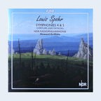 CD-Cover: Louis Spohr Symphonies 4 & 5 © cpo