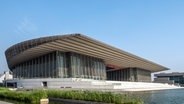 Tianjin Grand Theatre © Creative Commons Fotograf: Ermell
