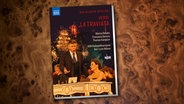 "DVD-Cover: NDR Klassik Open Air - Verdis ""La Traviata"" © Naxos Deutschland"