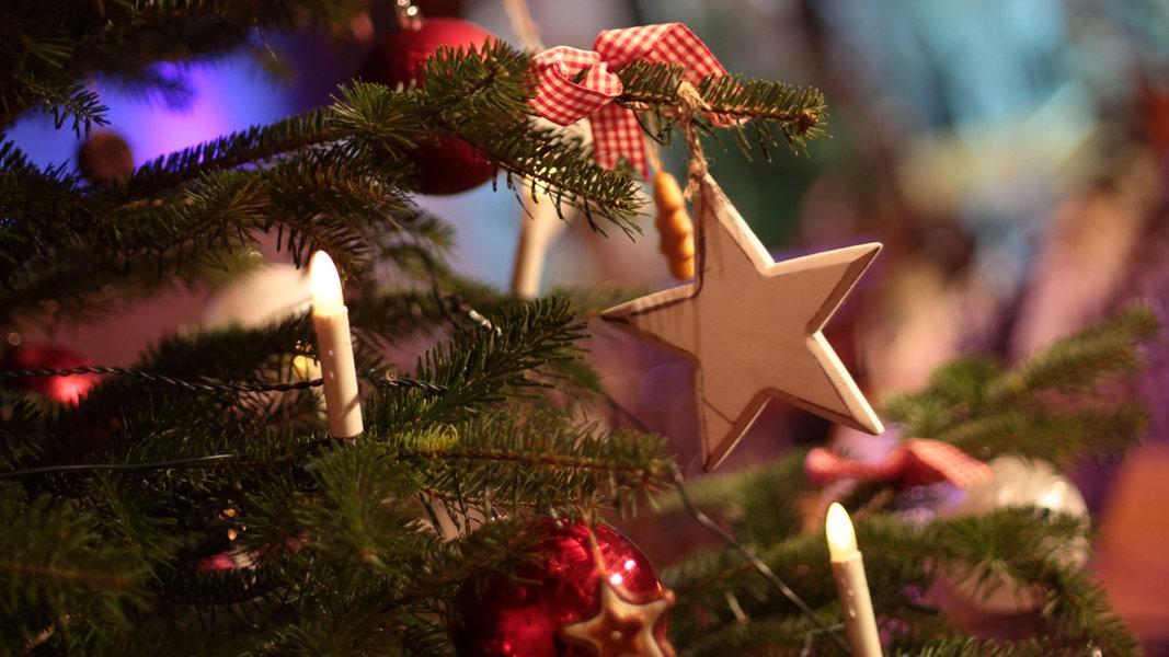 Ndr Weihnachtsbaum.Hörer Zeigen Ihren Weihnachtsbaum Ndr De Ndr 1 Radio Mv