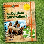 "Cover des Buches ""Expedition Natur: Das Outdoor-Survival-Buch"" © moses verlag"
