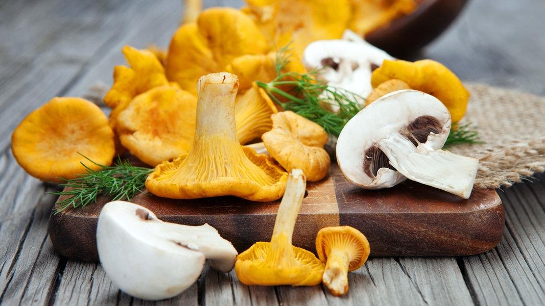 Pilze Verkaufen