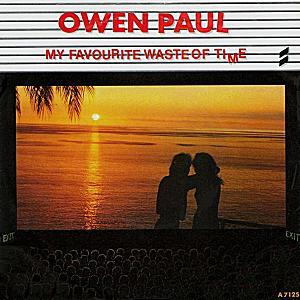 Owen Paul - My favourite waste of time