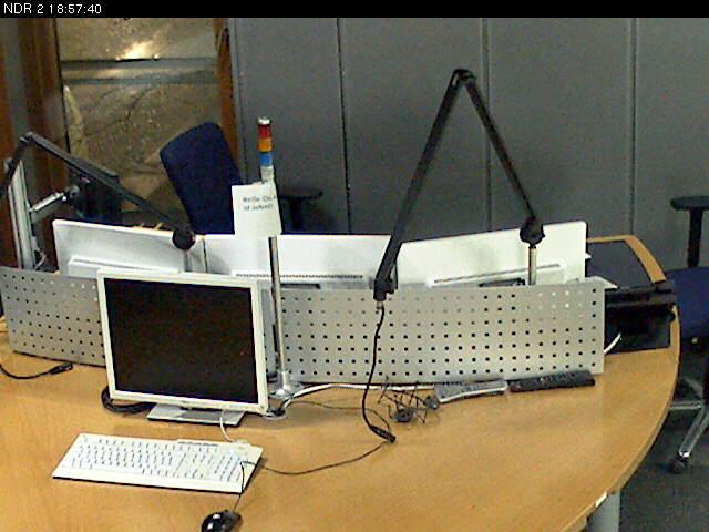 Nachrichtenstudio