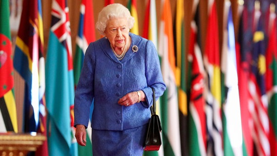 Queen Elizabeth II © picture alliance / ASSOCIATED PRESS Foto: Steve Parsons