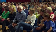 Wahl-Talk in Rostock © NDR