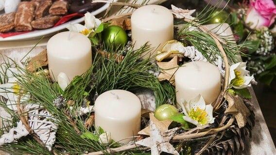 Ein Lichtlein Brennt: Tipps Für Schönen Adventsschmuck