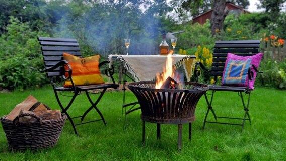tipps f r kauf und befeuerung von feuerk rben. Black Bedroom Furniture Sets. Home Design Ideas