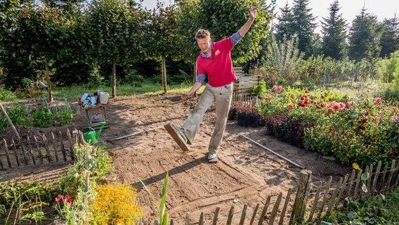 Feldsalat Anbauen Und Ernten Ndr De Ratgeber Garten Nutzpflanzen