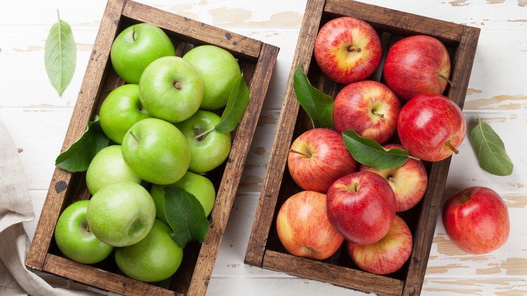 äpfel Abgeben Für Apfelsaft